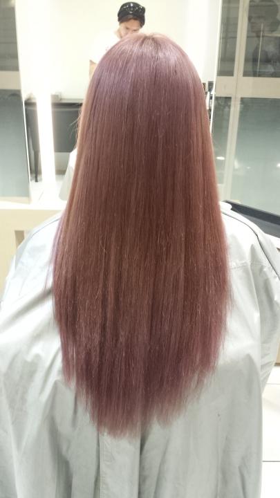 ミストパープルピンク☆