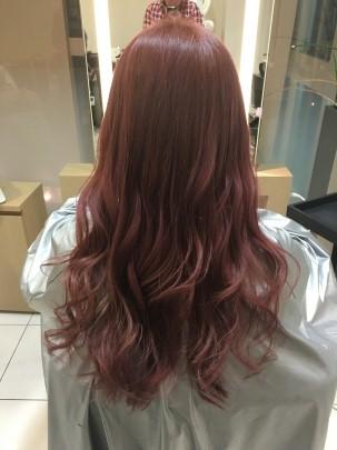 ピュアピンクパープル☆